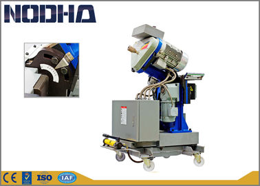 CE / ISO Approved Portable Edge Milling Machine 730~760mm Worktable Height