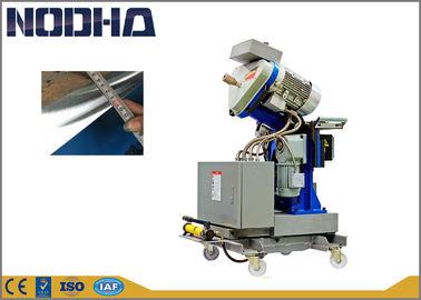 NODHA Easily Operate Plate Edge Milling Machine 60mm Cutter Size